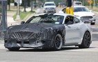 2018 Ford Mustang Shelby GT500 spy shots and video