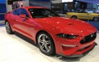 2018 Ford Mustang adds power, digital gauges and 10-speed