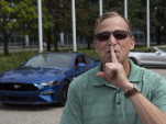 Steve von Foerster helps develop Quiet Mode for the 2018 Ford Mustang GT
