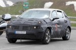 2018 Geely compact SUV spy shots