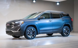 2018 GMC Terrain, 2018 Lexus LS, F-150 goes diesel: What's New @ The Car Connection
