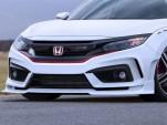 2018 Honda Civic Type R rendering - Image via CivicX