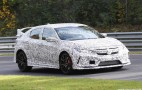 Report: Honda Civic Type R concept to bow at 2016 Paris auto show