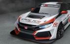 2018 Honda Civic Type R TCR racer revealed