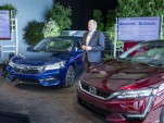 2018 Honda Clarity electric versions: first details, including 40-plus-mile range for plug-in hybrid