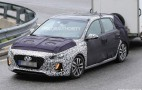 2018 Hyundai Elantra GT (i30) spy shots