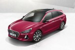 2018 Hyundai Elantra Touring (i30 Tourer) revealed