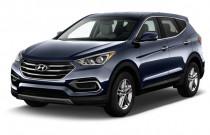 2018 Hyundai Santa Fe Sport 2.4L Auto Angular Front Exterior View