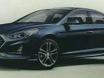 2018 Hyundai Sonata leaked - Image via Hyundai Blog