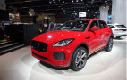2018 Jaguar E-Pace preview