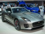 2018 Jaguar F-Type, 2017 New York auto show