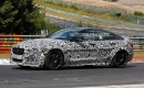 2018 Jaguar XE SV Project 8 spy shots - Image via S. Baldauf/SB-Medien