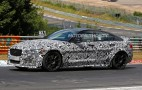 2018 Jaguar XE SV Project 8 spy shots