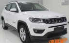 2018 Jeep Compass leaked