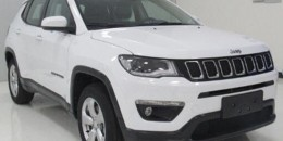 2018 Jeep Compass leaked - Image via Auto.163