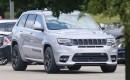 2018 Jeep Grand Cherokee Trackhawk spy shots - Image via S. Baldauf/SB-Medien