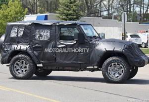 Confirmed: 2018 Jeep Wrangler to have manual transmission option