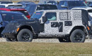 2018 Jeep Wrangler Unlimited spy shots
