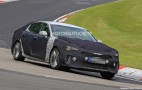 2018 Kia GT (Stinger) spy shots