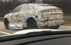 2018 Lamborghini Urus spy shots