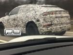 2018 Lamborghini Urus spy shots - Image via Pro-Street