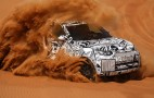 Land Rover shows off new Discovery's off-road skills