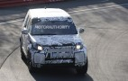 2018 Land Rover Discovery spy video