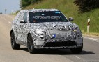 2018 Land Rover Range Rover Sport Coupe spy shots