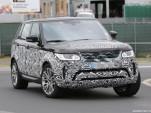 2018 Land Rover Range Rover Sport facelift spy shots – Image via S. Baldauf/SB-Medien