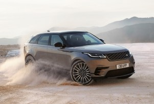 Does Range Rover Velar preview Jaguar I-Pace electric-car dash?