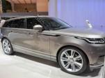 2018 Land Rover Range Rover Velar, 2017 Geneva auto show