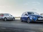 2018 Lexus CT 200h F-Sport