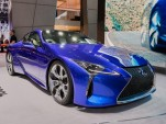 2018 Lexus LC 500h, 2016 Geneva Motor Show