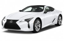 2018 Lexus LC LC 500 RWD Angular Front Exterior View