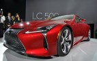 Lexus confirms more power for 2018 LC 500