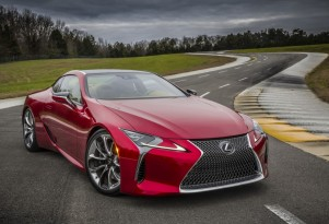 2017 Lincoln Continental, 2017 Infiniti Q60, 2018 Lexus LC: What's New @ The Car Connection