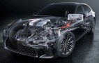Lexus confirms multi-stage hybrid system for 2018 LS 500h