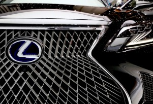 2018 Lexus LS500h