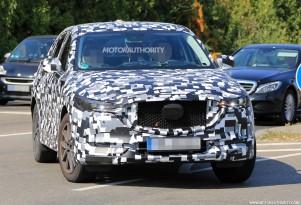 2018 Mazda CX-5 spy shots - Image via S. Baldauf/SB-Medien