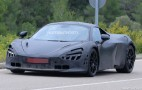 2018 McLaren 650S replacement (P14) spy shots