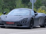 2018 McLaren 650S replacement (P14) spy shots - Image via S. Baldauf/SB-Medien