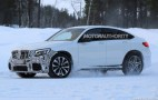 2018 Mercedes-AMG GLC63 Coupe spy shots