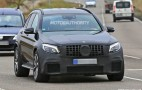 2018 Mercedes-AMG GLC63 spy shots