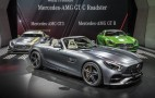 Report: Mercedes-AMG GT 4 sedan concept coming in 2017