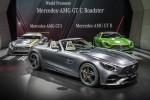 Mercedes-AMG GT C coupe coming in 2017
