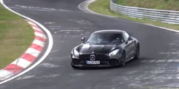 2018 Mercedes-AMG GT R at the Nürburgring