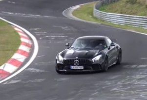 2018 Mercedes-AMG GT R at the Nürburgring