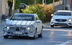 2018 Mercedes-Benz A-Class spy shots