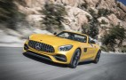 2018 Mercedes-AMG GT C Roadster first drive review: a special sports car, topless or not