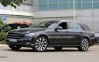 2017 Mercedes-Benz E-Class All Terrain spy shots
